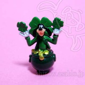 DLR-WDW Disney Collector Packs Series-7/ St.Patrick's Goofy