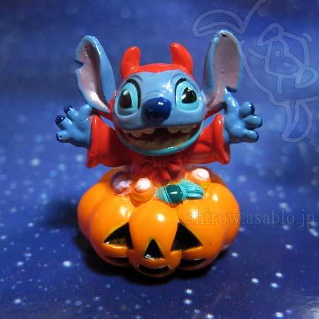 DLR-WDW Disney Collector Packs Series-7/Halloween Stitch