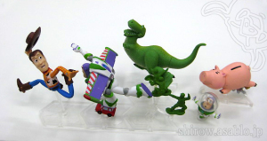 TOY STORY RUSH LIFE ! (T-ARTS JAPAN)