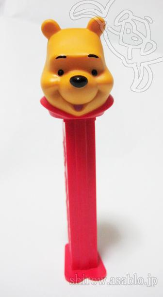 PEZ/Winnie The Pooh (NEW)