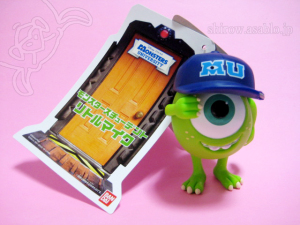 "Monster Student series / Little Mike from ""Monsters University"" (BANDAI JAPAN)"