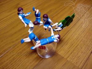 コップのフチ子3~ノーマル6種