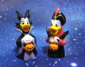 DLR-WDW Disney Collector Packs Series-7/ Halloween Daisy, Halloween Donald