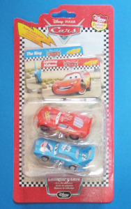 CARS diecast mini car / Lightning McQueen and King / by Disney Store