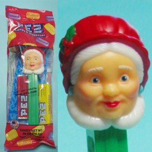 PEZ / Mrs. Santa Claus (2006)
