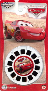 View Master 3D reals / CARS