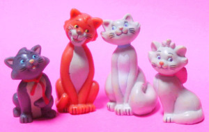 PVC / The Aristocats / by Disney Store