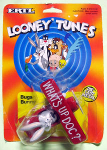 Diecast / Bugs Bunny In Airplane / by Ertl