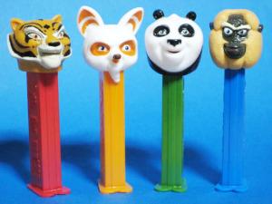 PEZ/Kung Fu Panda