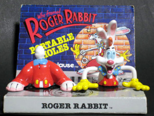 Portable Holes / Who Framed Roger Rabbit / Roger Rabbit /by applause (1988)