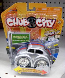 CHUB CITY / VOLKSWAGEN BEETLE