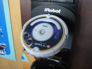 iRobot Roomba / WALL・E version limited