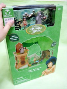 PLAYSET / Walt Disney's JUNGLE BOOK / Disney Store