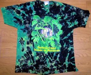 T-shirt/Jurassic Park Ride
