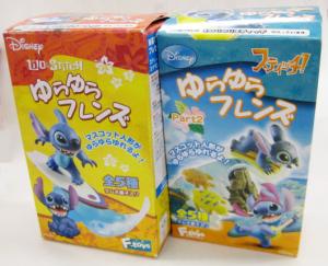 ゆらゆらフレンズ リロ・アンド・スティッチ/ PART2 スティッチ! / by F-Toys