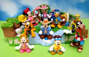 Disney wonder land / DW Hello Wonder Set (2003)