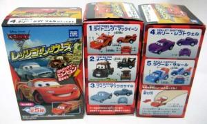 カーズ2 レッツゴーレーサーズ / TAKARA TOMY ARTS