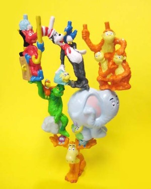 Figurine / The Wubbulous World of Dr. Seuss