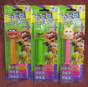 PEZ / The Muppets