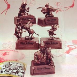Gacha Box / Disney 110th Anniversary Figurines / by T-Arts