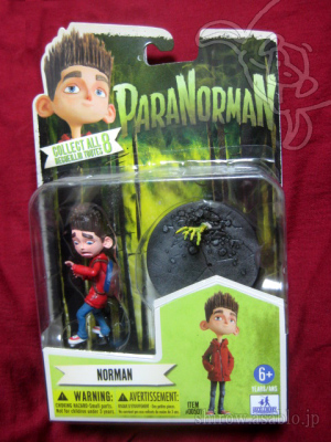 ParaNorman Norman 4-Inch Figure / by Huckleberry Toys