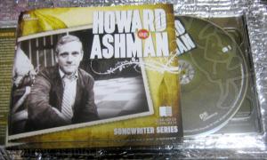 CD Song Writer series / Howard Sings Ashman