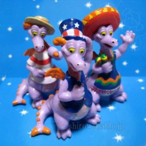 PVC Figurine Collection /FIGMENT(90s/WDW)