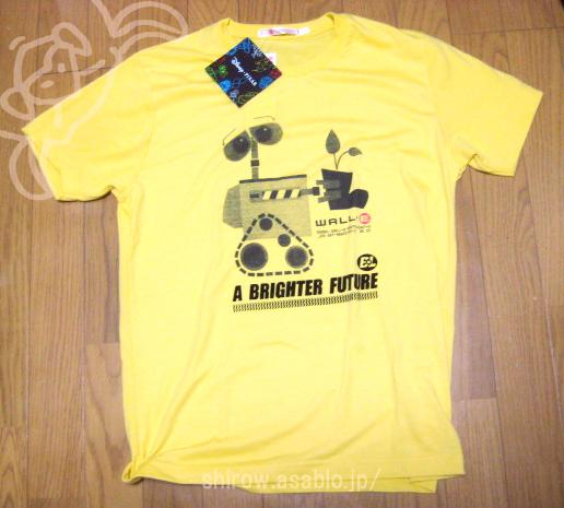 UNIQLO x PIXAR T-shirts / WALL•E