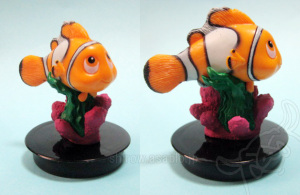 cup topper figurines/ Finding Nemo (3D)
