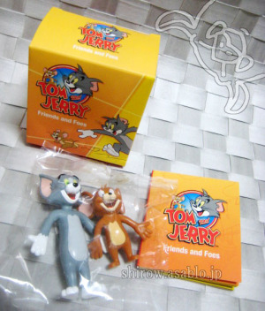 Mega Mini Kits / Tom and Jerry: Friends and Foes