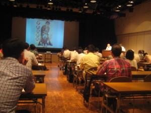 のらくろ館 マンガ関連講座『漫画少年』とトキワ荘の時代~永田竹丸先生