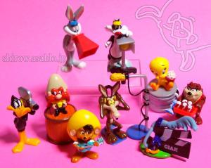Kinder Surprise / Looney Tunes -CINEMA(2002)