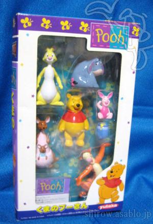 MOVIE FRIENDS / Winnie The Pooh / YUTAKA (1995)