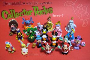 Disneyland - Walt Disney World Collector Packs Series-7