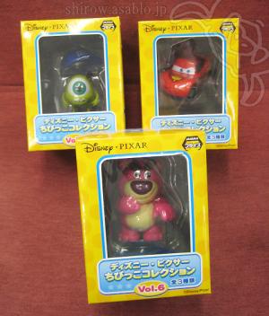 Disney PIXAR Chibikko Collection vol.6 (SEGA-JAPAN)