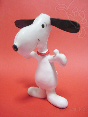 Bendable Figure SNOOPY (1969)