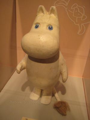 ムーミン展/ムーミン人形